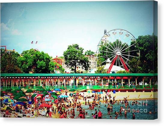 Roller Coaster Ride Canvas Prints (Page #15 of 23)   Fine Art America
