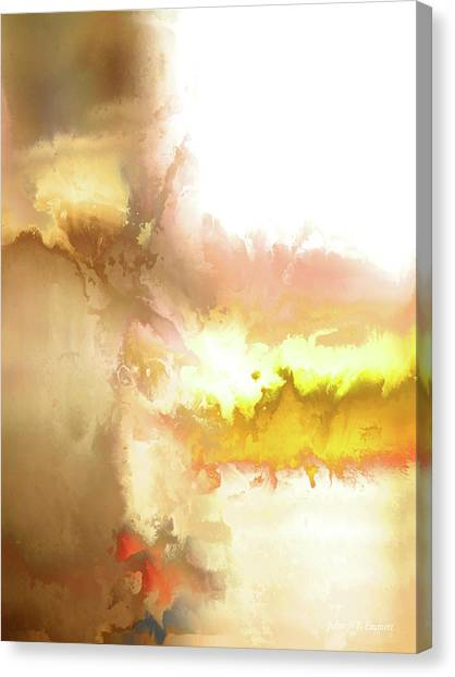 Summer I Canvas Print