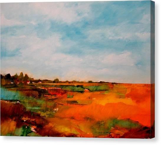 Summer Midday Canvas Print by Dan  Boylan