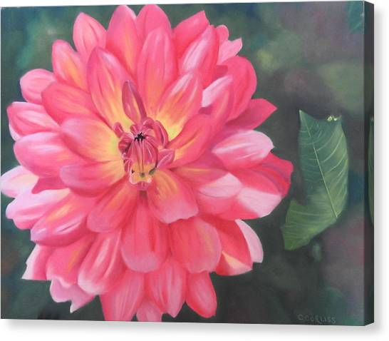 Summer Pinks Canvas Print