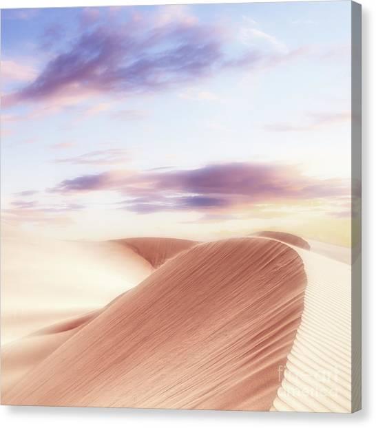 Summer Sands Canvas Print