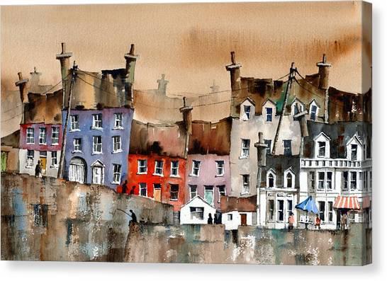 Cork... Summercove, Kinsale. Canvas Print