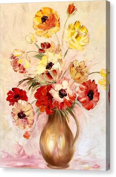 Summertime Joy Canvas Print