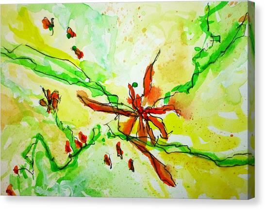 Sun Catchers 3 Canvas Print