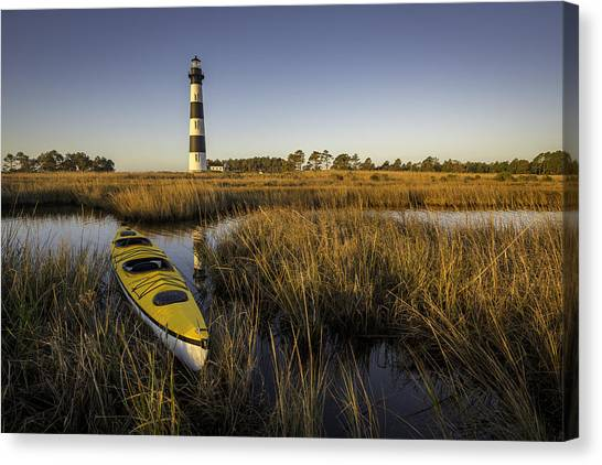 Sun Kissed  Canvas Print by Michael Donahue