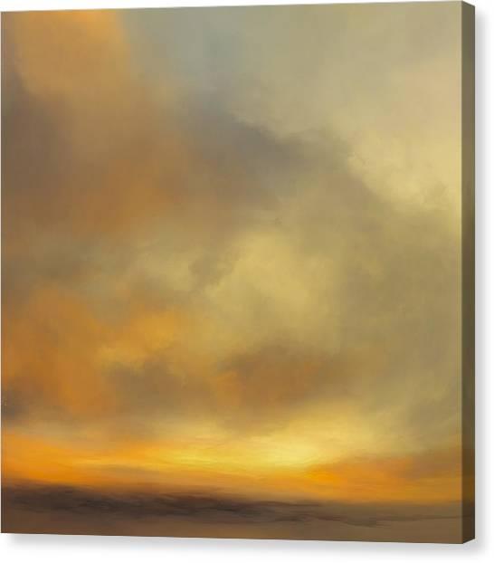 Sublime Canvas Print - Sunburst by Lonnie Christopher