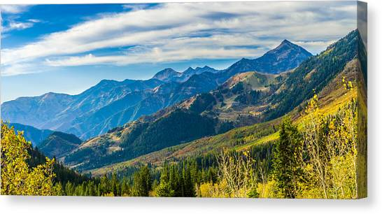 Sundance Autumn Canvas Print