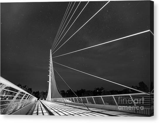 Sundial Bridge 2 Canvas Print