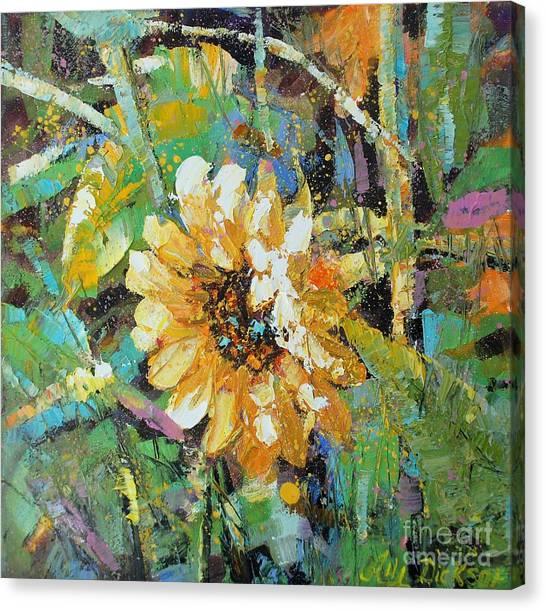 Sunflower I Canvas Print