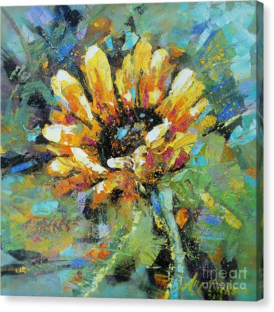 Sunflowers II Canvas Print