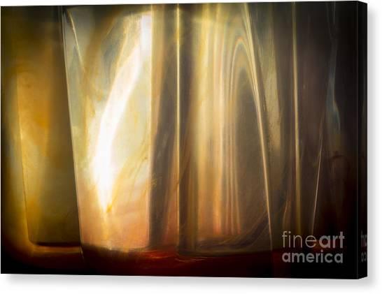 Sunny Abstract Canvas Print