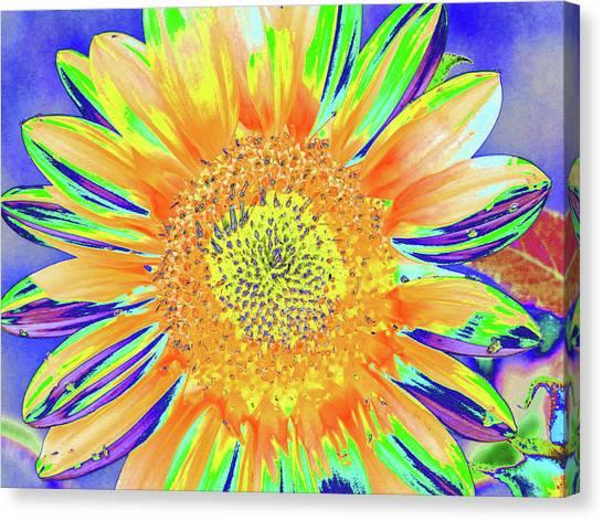Sunrazzler Canvas Print