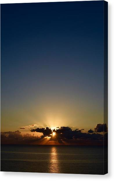 Sunrise 2 Canvas Print