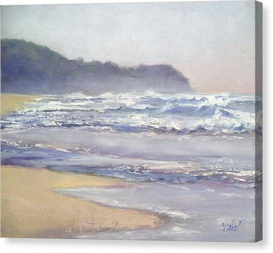 Sunrise Beach Sunshine Coast Queensland Australia Canvas Print