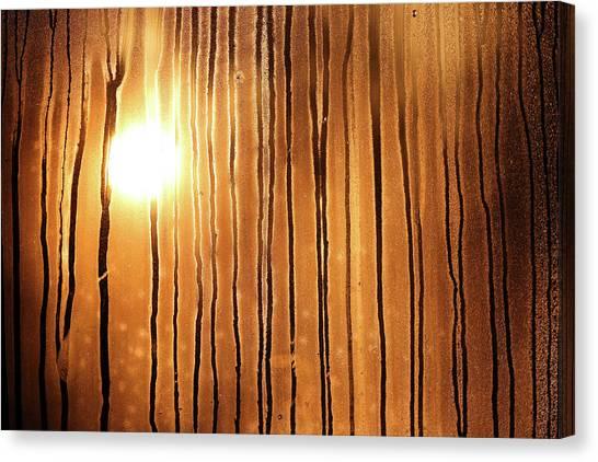 Sunrise Canvas Print by Robin Street-Morris