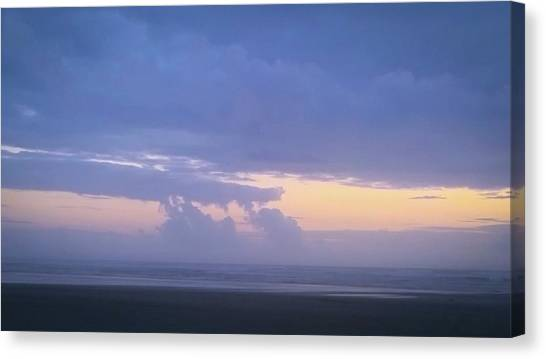 Sunset #7 Canvas Print