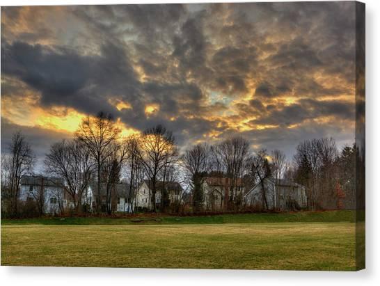 Sunset #9 Canvas Print