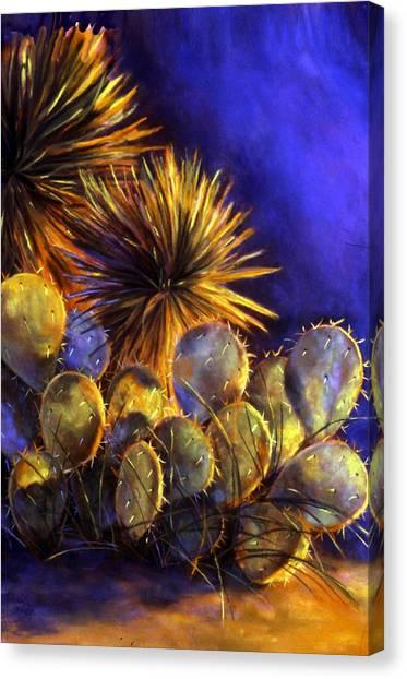 Sunset Gems Canvas Print