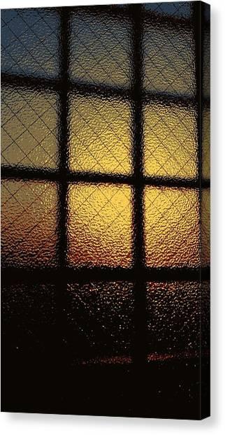 Canvas Print - Sunset Orange by Kumiko Izumi