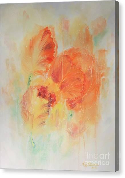 Sunset Shades Canvas Print