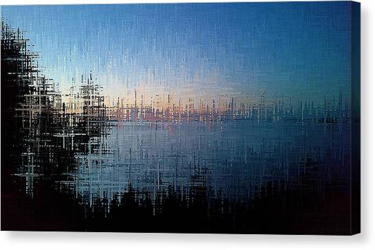 Superior Dawn Canvas Print