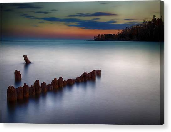 Superior Shores Canvas Print