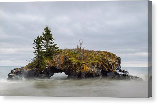 Superior Shores Canvas Print