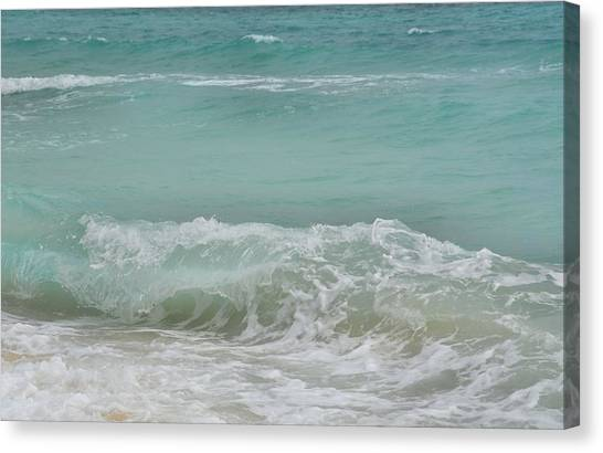 Surf Canvas Print by JAMART Photography