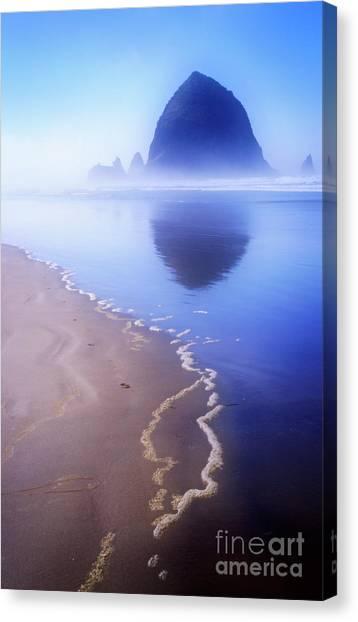 Surf Reflection Canvas Print