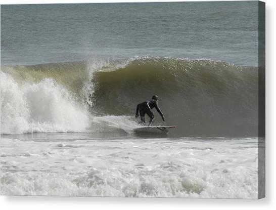 Surfing 113 Canvas Print by Joyce StJames