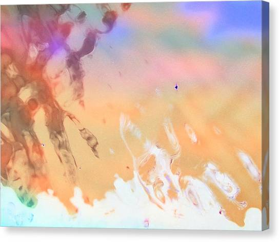 Surprised Canvas Print by Florene Welebny