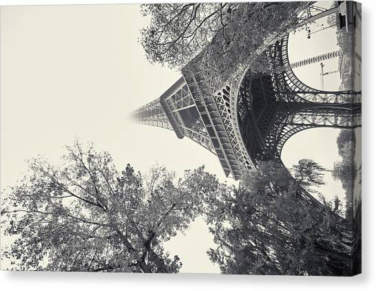 Surrealistic Tower Canvas Print