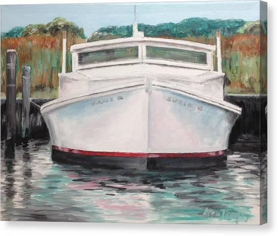 Suzie Q Canvas Print