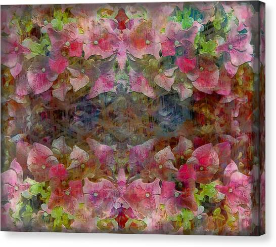 Sweet Pink Dreams Canvas Print