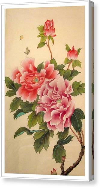 Sweet Saver Canvas Print