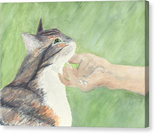 Sweet Spot Canvas Print