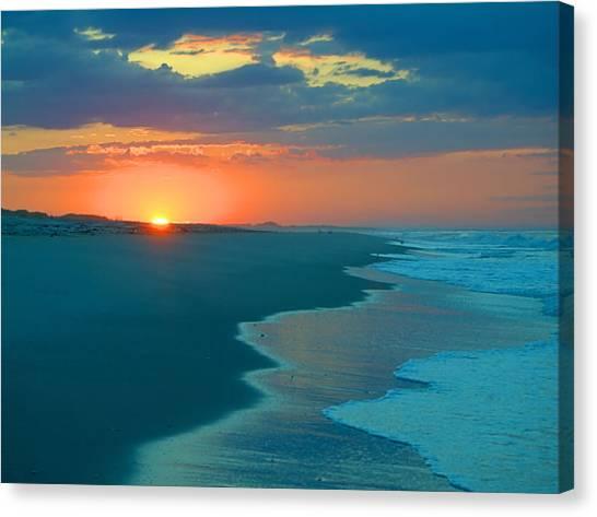 Sweet Sunrise Canvas Print