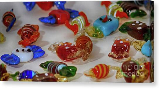 Sweets For My Sweet 4 Canvas Print