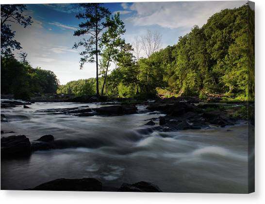 Sweetwater Creek 1 Canvas Print
