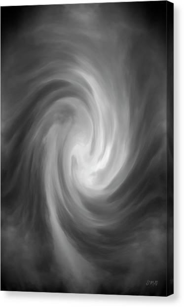 Swirl Wave Iv Canvas Print