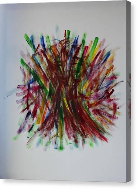 Swish Canvas Print by Tom Atkins