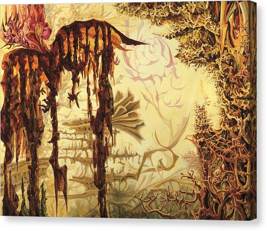 Szymanowski Landscape Canvas Print