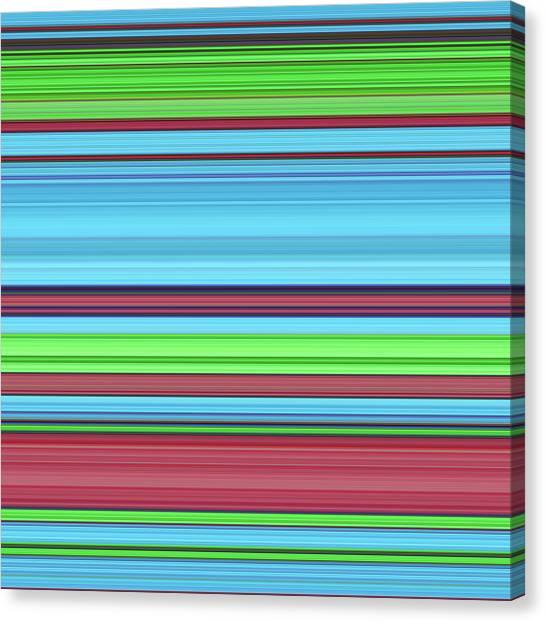 T H U - Tape Canvas Print