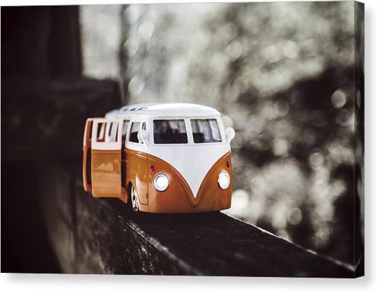 T1 Volkswagen Canvas Print