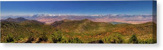 Canvas Print featuring the photograph Take It All In by Rick Furmanek