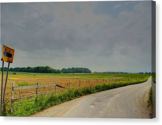 Take Me Home Canvas Print by Off The Beaten Path Photography - Andrew Alexander