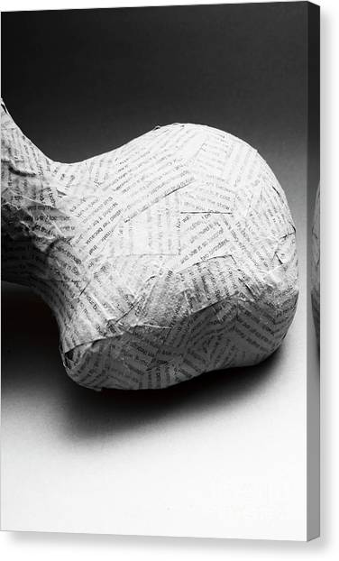 Cement Canvas Print - Taken Out Of Context by Jorgo Photography - Wall Art Gallery