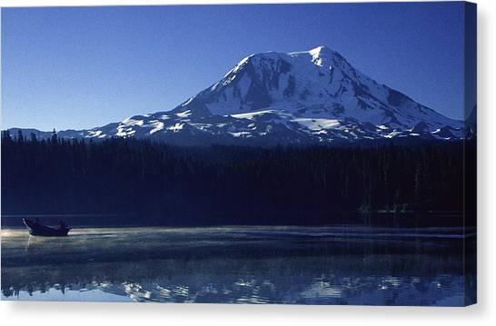 Takhlakh Lake Canvas Print