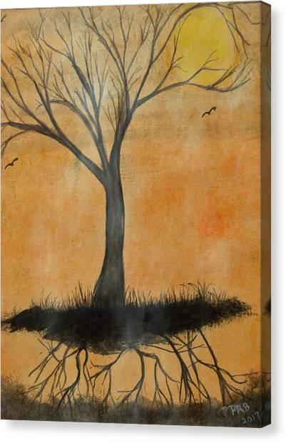 Canvas Print - Taking Flight by Pamula Reeves-Barker
