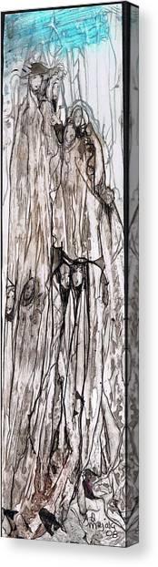 Tall  Canvas Print